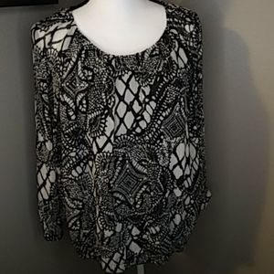 Avenue Studio Blouse Sz. 18-20
